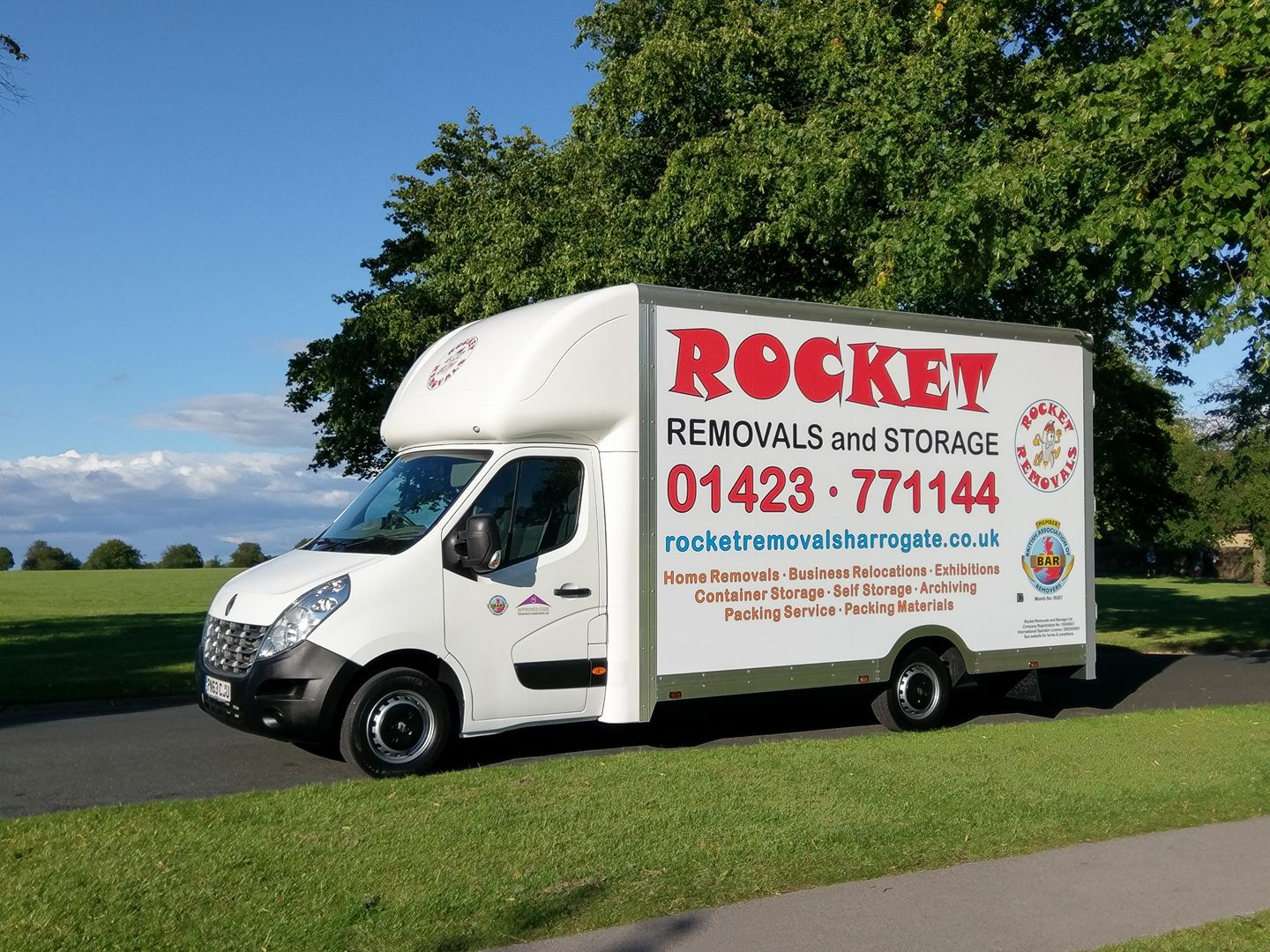 777c91d47d Removals service covering Harrogate York and Leeds